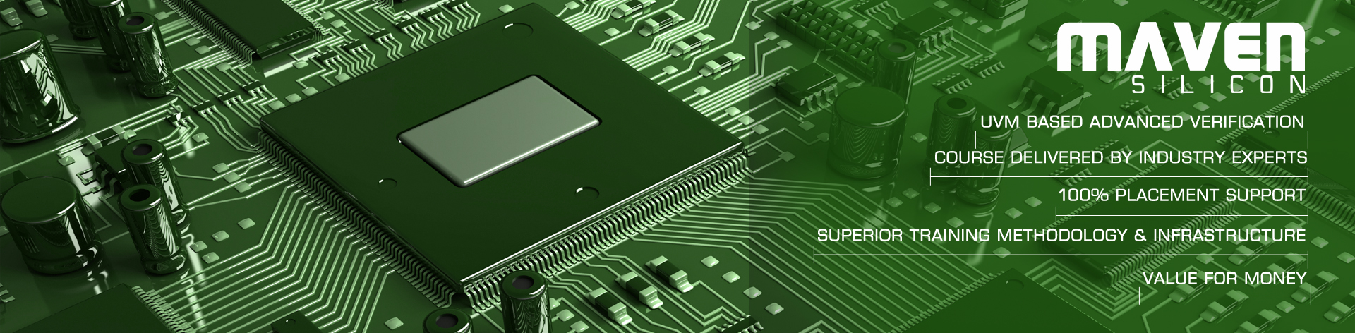 VLSI Course with Palcement