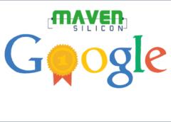 Maven Silicon #1 on Google
