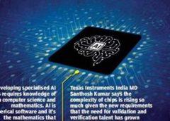 India – The new hub for chip design