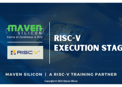 RISC-V Execution Stages | Maven Silicon