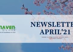 Newsletter April 2021